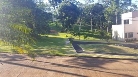 Vendo 4 Terrenos Juntos En El Paraná Country Club De Hernandarias
