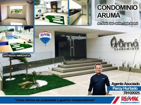 Departamento En Venta: Condominio Aruma