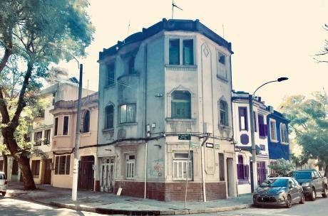 Venta Casa Punta Carretas Montevideo Garaje Parrillero