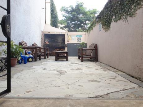 Casita Ph Reciclaje Jackson Casi Rbla 2 Dormitorios  Estufa   Patio Parrillero
