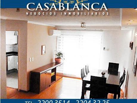 Casablanca - Sobre 21, Edificio Minimalista
