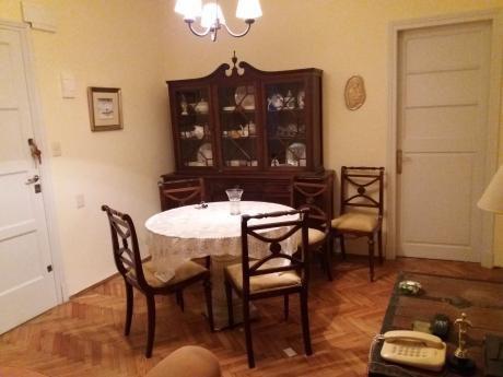 Apartamento Impecable De 1 Dormitorio A Un Paso De La Rambla De Punta Carretas