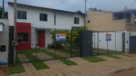 Vendo DÚplex A Estrenar En Luque. Zona Leopard.
