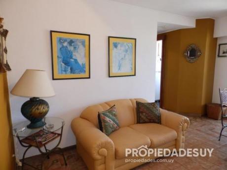 Pni - Departamento En Alquiler De 2 Dormitorios - 2 Baños En Punta Del Este