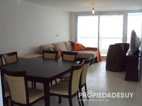 Pni - Departamento En Alquiler De 2 Dormitorios - 3 Baños En Punta Del Este