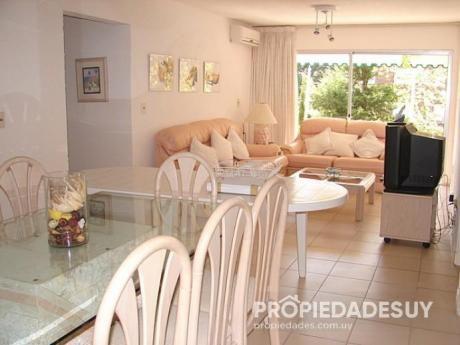 Pni - Departamento En Alquiler De 4 Dormitorios - 2 Baños En Punta Del Este