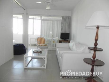 Departamento En Alquiler Y Venta De 1 Dormitorio - 1 Baños En Punta Del Este