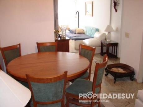 Pni - Departamento En Venta De 1 Dormitorio Y Medio - 1 Baños En Punta Del Este