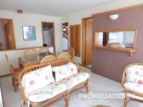 Departamento En Venta De 2 Dormitorios - 2 Baños En Punta Del Este