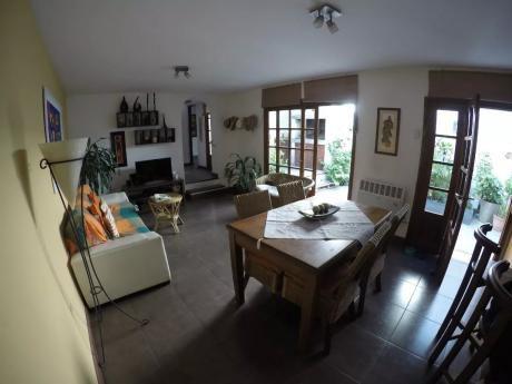 Excelente Casa Punta Carretas 4 Dorms Y Garage