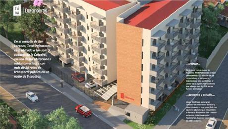 Central Departamentos Dos Dormitorios 3b