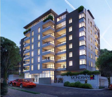 Edificio Mondrian ! Departamentos De 2 Habitaciones