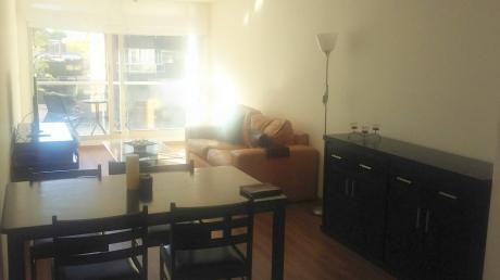 Apartamento 2 Dormitorios, 2 Baños, Garaje, Amueblado, Pocitos