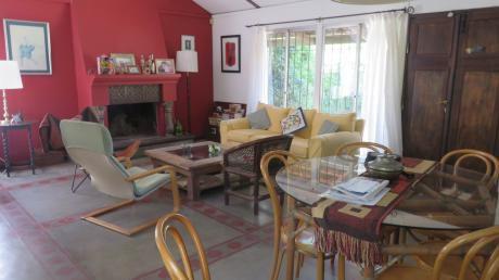 Linda Y Amplia Living, Estar, 3 Dormitorios + Servicio