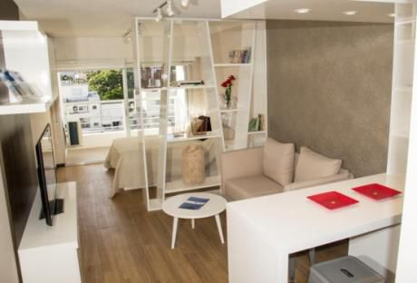 1 Mes Gratis De Alquiler Y Gastos!! Penthouse + Terraza + Parrillero!!