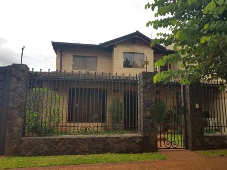 Vendo Hermosa Casa En Barrio Villa Aurelia