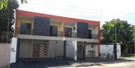 Vendo Duplex De 3 Dormitorios En Luque Zona Municipalidad