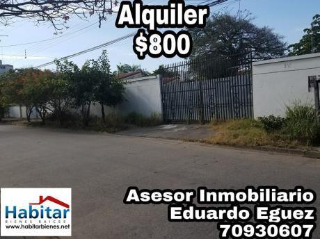 Zona Sur Av La Barranca Alquiler