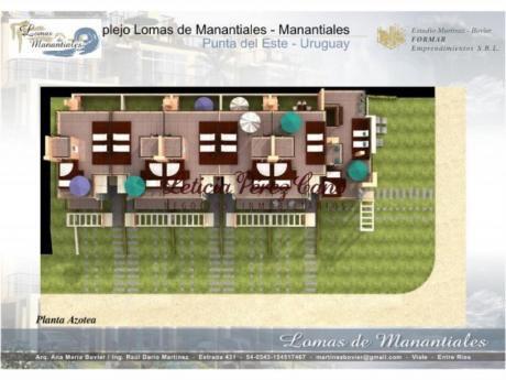 Apartamentos En Manantiales: Lpc10327a