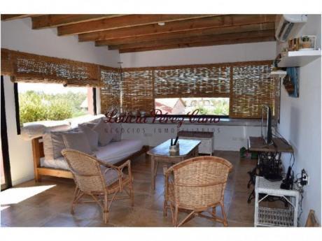 Casas En Manantiales: Lpc16071c