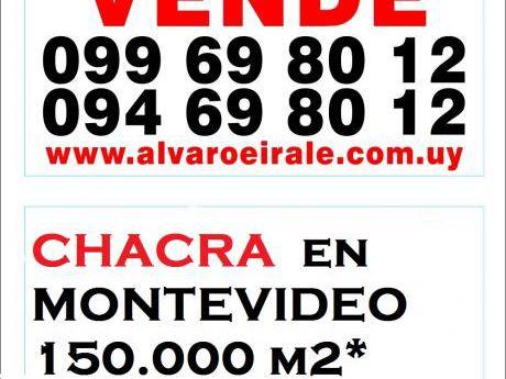 # Chacra (15 Há) 150.000 M2* En Montevideo