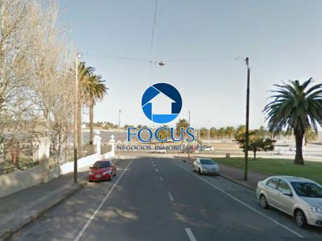 Venta Apartamento 1 Dormitorio Con Terraza - Parque Rodó - Con Renta