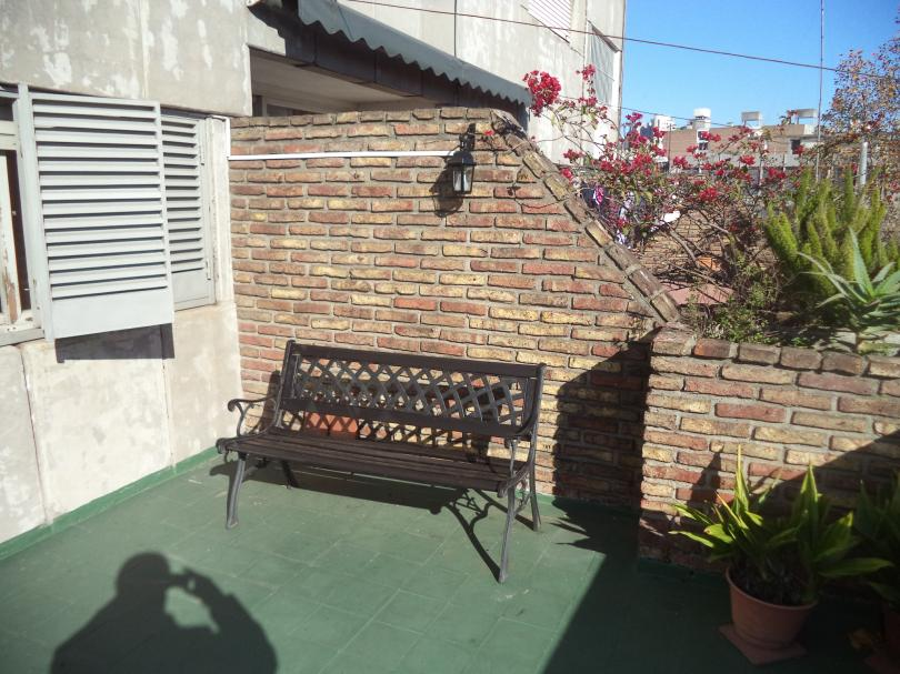 Inmobiliaria Abanico :: Cómodo Apto De 1 Dorm Con Gran Terraza!!