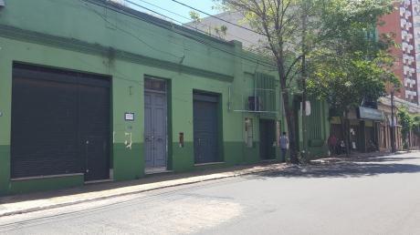 Edificio 3 Pisos Microcentro De Asuncion Ex Cooperativa 17 De Mayo
