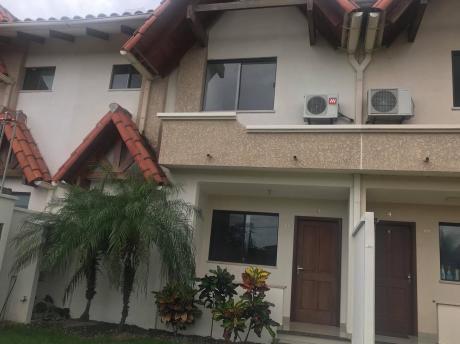Alquiler En Condominio Zona Norte Remanso