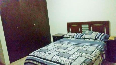 Dpto De 1 Dormitorio Amoblado, Zona Central