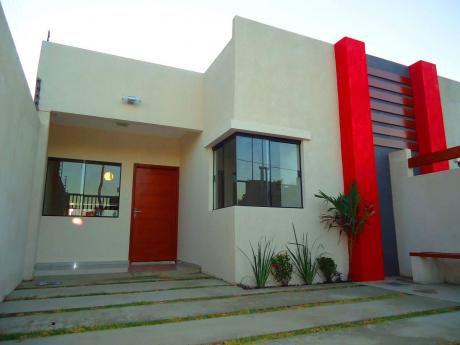 Decida Ser Feliz E Invierta En Esta Casa Estilo Minimalista A Estrenar!!!!!