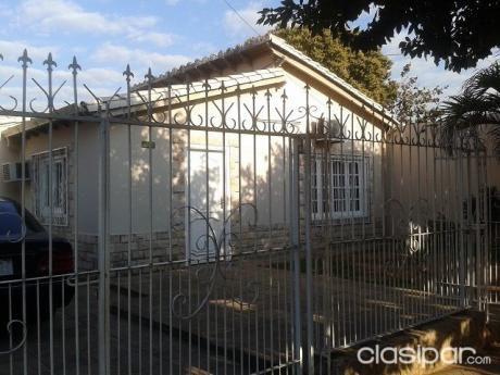 Bo San Pablo - Asu - Amplia Casa Con 160m2 Construido Y 432m2 Terreno