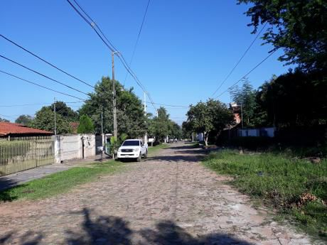 Terreno Barrio Itaenrramada
