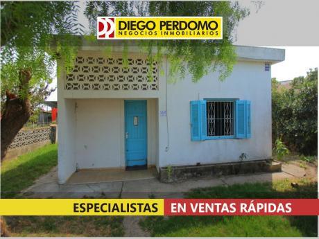 Casa En Venta 1 Dormitorio, Ciudad Del Plata.
