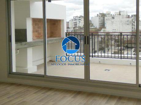 Imperdible!! Penthouse 2 Dorm, Gran Terraza Y Parrillero - Vista Al Mar