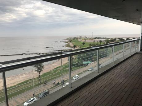 101579 - Apartamento 4 Dormitorios Alquiler Rambla De Punta Carretas
