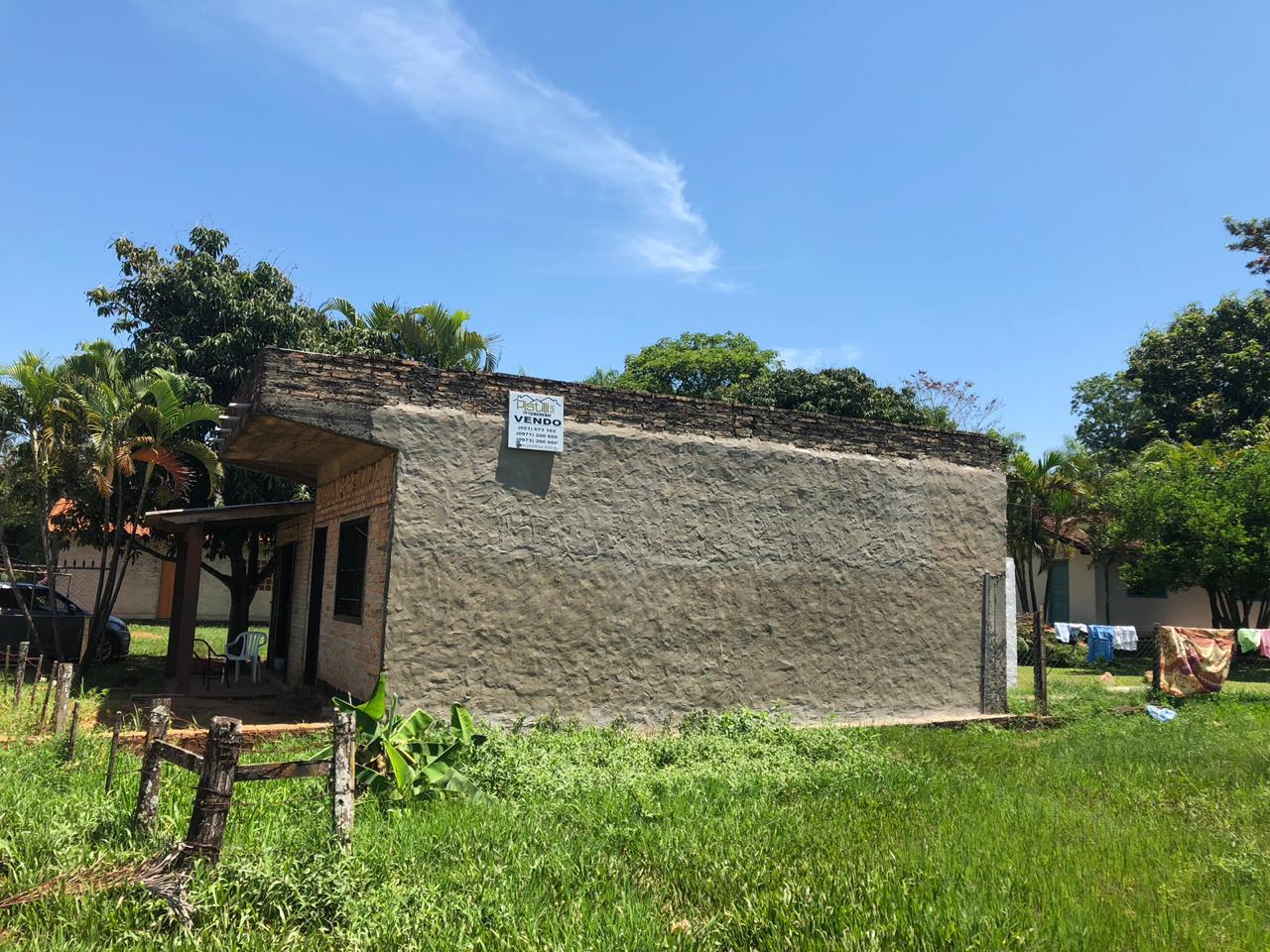 V-120 Casa - San Antonio De Padua - Areguá