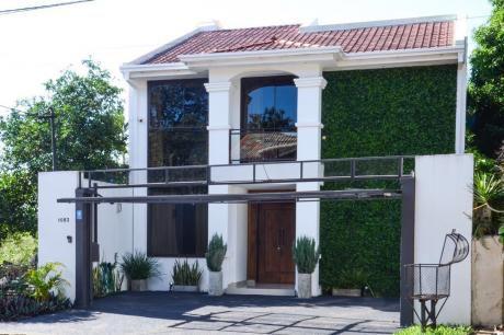 Casa En Alquiler Barrio Mburicao
