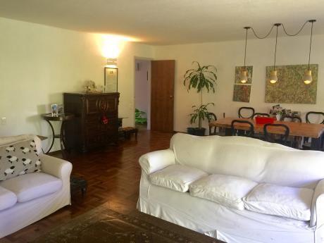 Apartamento Pocitos 3 Dormitorios 2 Baños Servicio Garage