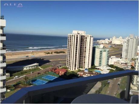 Apartamentos En Playa Brava: Alf1042a
