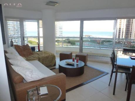 Apartamentos En Playa Brava: Alf192a