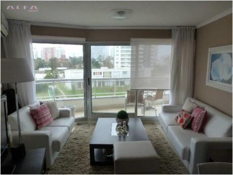 Apartamentos En Playa Brava: Alf442a