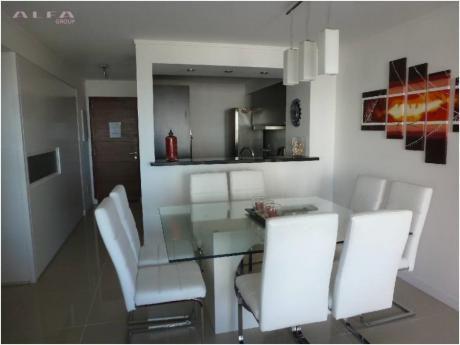 Apartamentos En Playa Brava: Alf523a
