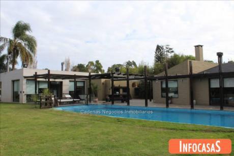 Venta Alquiler 3 Dormitorios Casa El Pinar Piscina Gimnasio Garaje