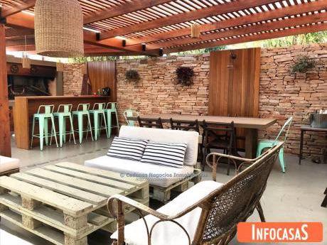 Venta Casa Barra De Carrasco 3 Dormitorios