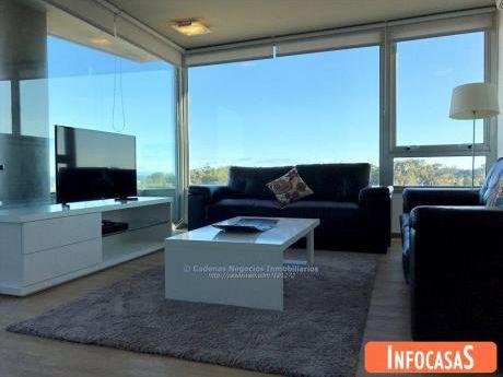 Alquiler Apartamento 2 Dormitorios Temporal Aual Carrasco