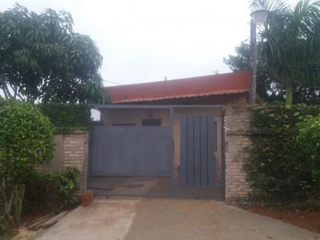 Alquilo Casa En Ypane
