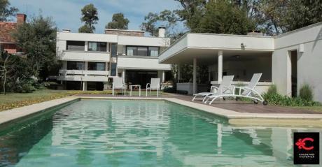 Casa Con Costa Al Lago En Parque Miramar Ref.: 1516
