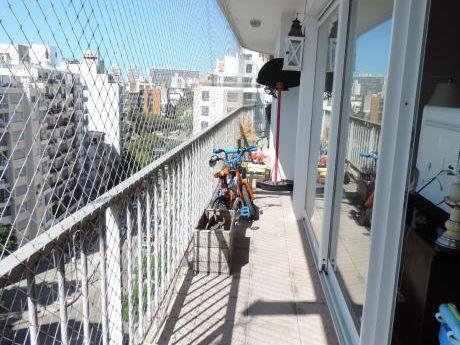 Echevarriarza Prox.buxareo.mucho Sol!  Gran Balcón, Impecable. Office. Garage