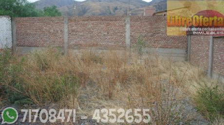 Lote Amurallado Con Tanque De Agua En Huayllani